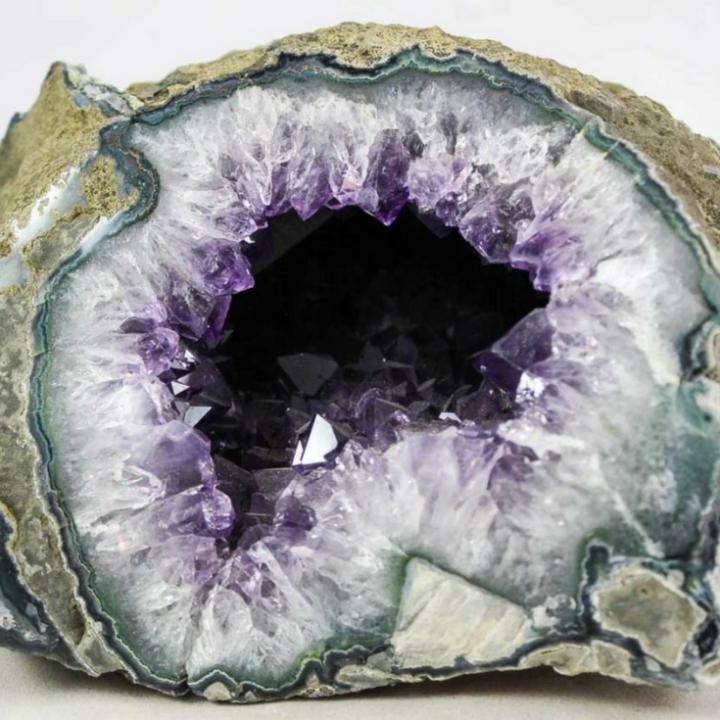 Amethyst Geode from Brazil